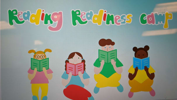 PhilanthroPete campaign for the Reading Readiness Camp